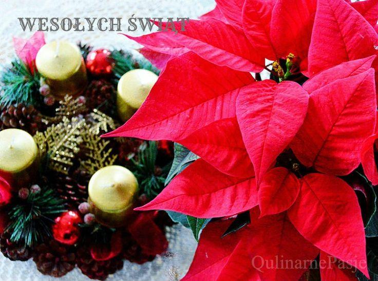 QulinarnePasje: Życzenia Świąteczne - Wesołych Świąt Bożego Narodzenia!