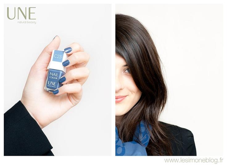 Sandrine porte le C25. Retrouvez son article sur http://lesimoneblog.fr/nouveaute-les-vernis-nail-colour-de-une/