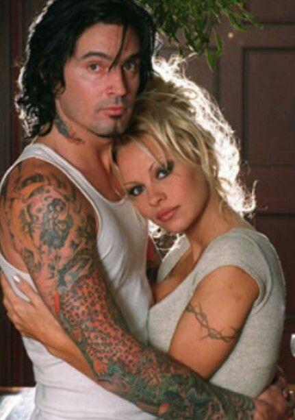 Tommy Lee & Pamela Anderson-#1