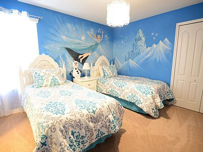 27 Best Sofias Frozen Bedroom Images On Pinterest