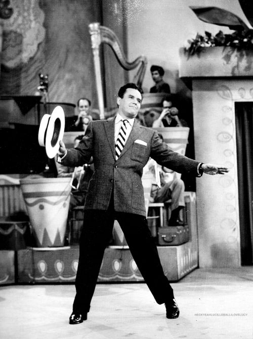 Desi Arnaz aka Ricky performing at the Tropicana...he was so underrated!