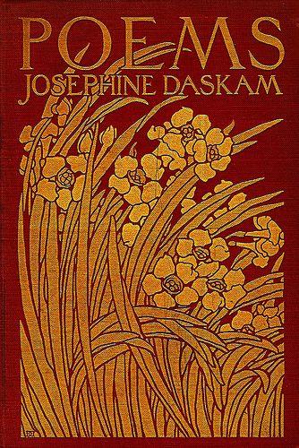 ≈ Beautiful Antique Books ≈ Josephine Daskam, Poems, 1903