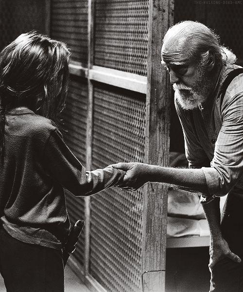 Hershel & Lizzie