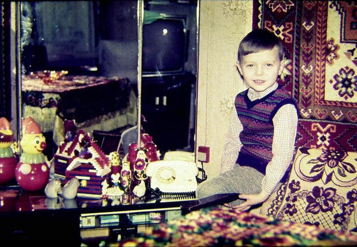 Russland Hause Album 40