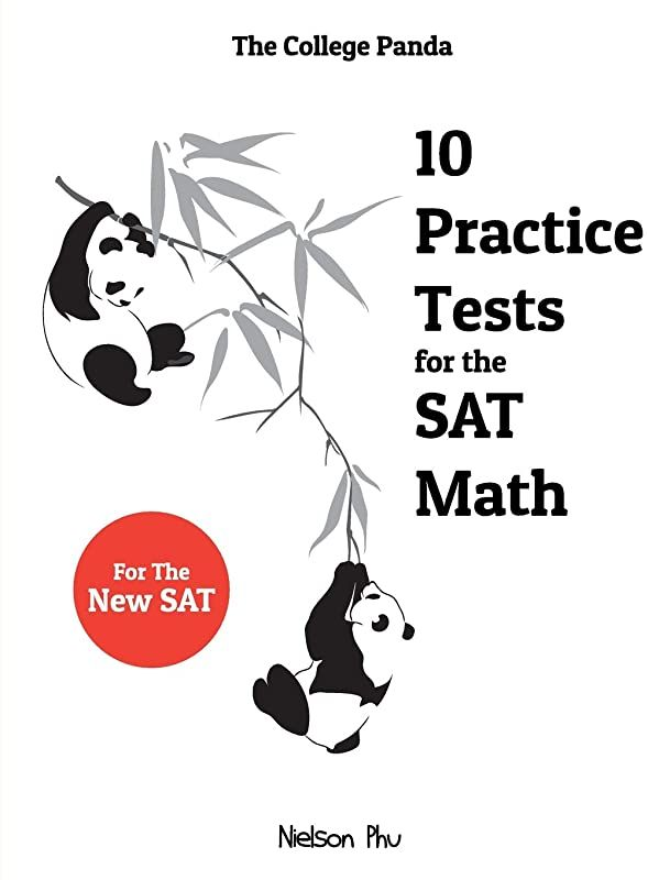 Download The College Panda S 10 Practice Tests For The Sat Math
