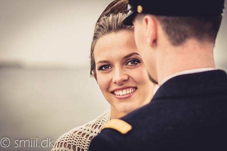 Wedding photo Copenhagen; Denmark by http://smiil.dk