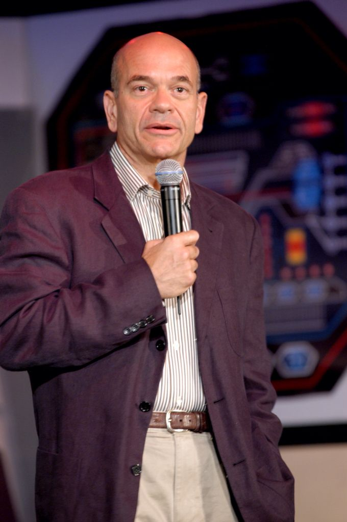 Robert Picardo. The Doctor Voyager