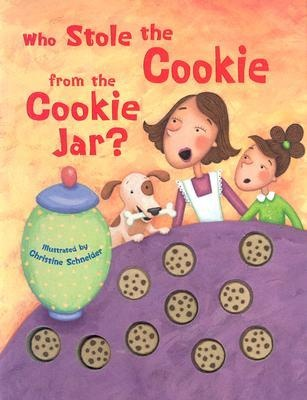 Who Stole The Cookie From The Cookie Jar Lyrics Entrancing 22 Best Who Stole The Cookie From The Cookie Jar Preschool Ideas Inspiration