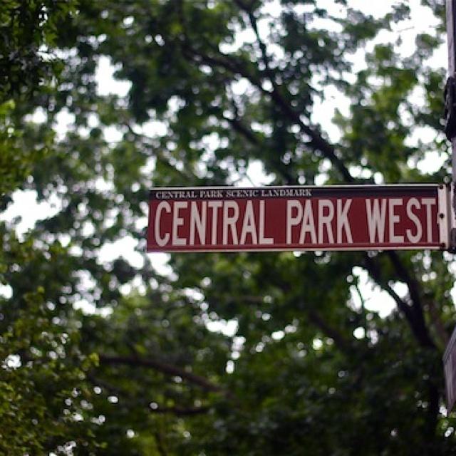 17 Best Images About Central Park West On Pinterest