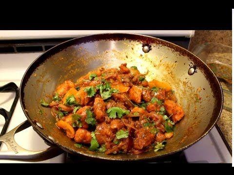 chilli chicken---how to make chilli chicken