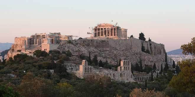 ATHENS, GREECE. Travel Top 5: Major European cities with the cheapest hotel rates One of the world's oldest cities, the Greek capital is studded with historical sites, like the famed Acropolis. It can be a hot place to visit in the middle of the summer, but it's many attractions are worth the effort. Average room price:  $108
