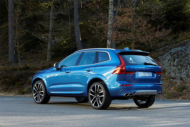 Volvo Cars reveals new XC60 premium SUV - Swedespeed