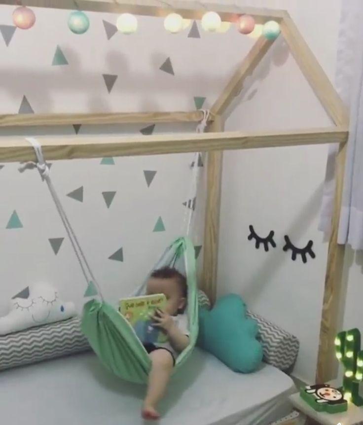#Children39s #hammock #montessoriano