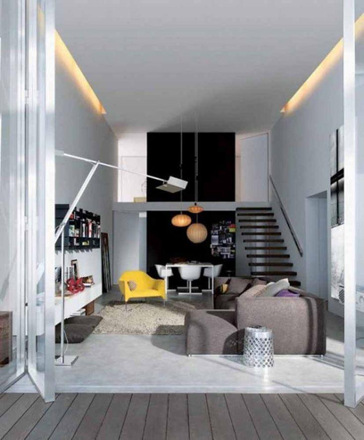 Genial Loft #espacios_pequeños #small_places #tiny