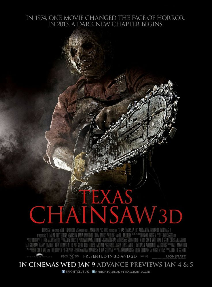 Texas Chainsaw Massacre 3D ★★★★★★★★★★★★★★★★★★★★★★★★★ ► Mehr Infos zum Film auf ➡ http://www.constantin-film.de/video/texas-chainsaw & auf ➡ http://www.texaschainsaw3d.com - und wir freuen uns sehr auf Euren Besuch! ★★★★★★★★★★★★★★★★★★★★★★★★★ Alle Trailer - auch im Original - findet Ihr in unserem Kanal ➡ http://YouTube.com/VideothekPdm Wir wünschen BESTE Unterhaltung! ◄ ★★★★★★★★★★★★★★★★★★★★★★★★★ #TexasChainsawMassacre #TexasChainsaw #Verleih #VCP #VideoCollection #Film #Verkauf #DVD #Bluray…