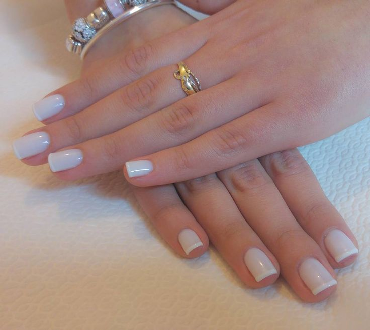 opi funny bunny with french tips