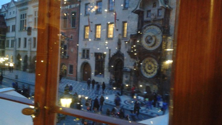 Astronomical Clock on Friday 11th Dec