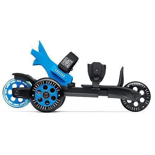 Cardiff Skate Co. Adult Cruiser Adjustable Roller Skates