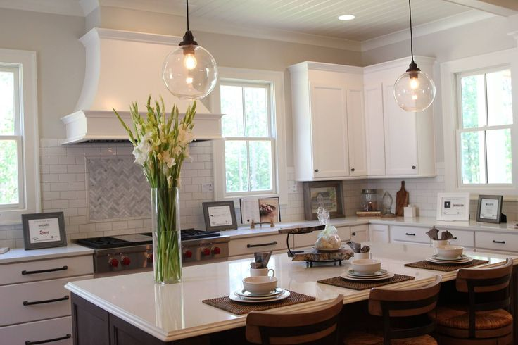 2015 Ideal Home Kitchen With Ariel Silestone Countertops