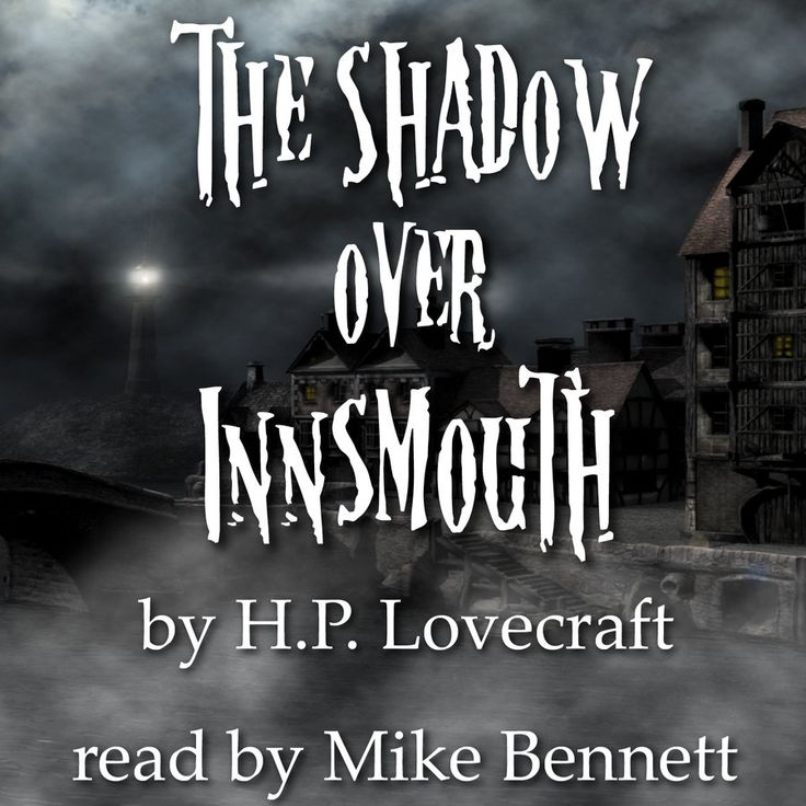 Cover for 'The Shadow Over Innsmouth'