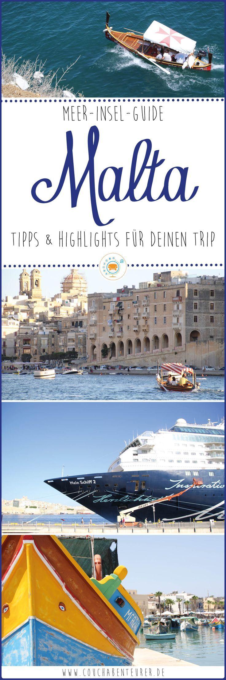 Malta erleben   meine Highlights & Tipps für deinen Inseltrip ...
