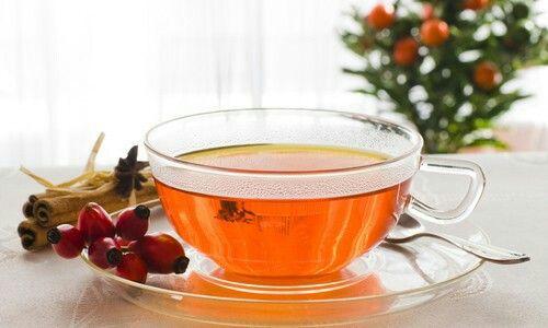 Рецепты горячего чая