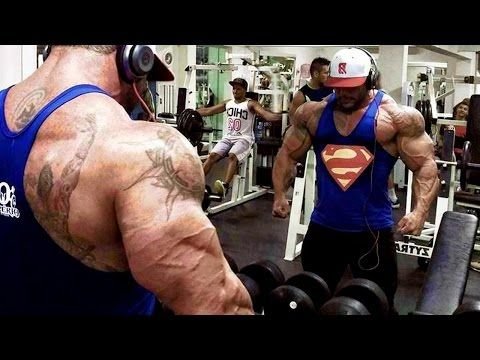Bodybuilding Motivation - Don't Run Away From The Pain - YouTube