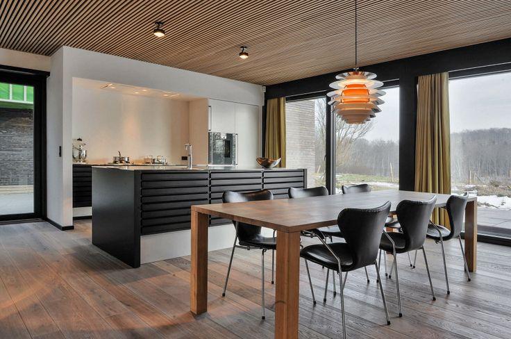 Eksklusivt kjøkken i nordisk 60-talls stil fra uno form | Case