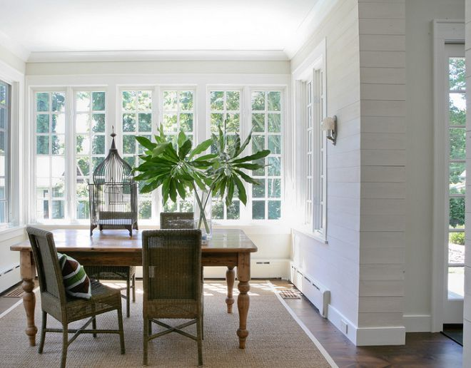 Calling it Home: A Hamptons Cottage- love the windows