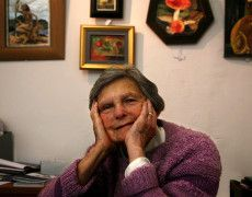 RIP Riva Cohen. You were a great mentor and one of the pioneers in the South African art scene. http://arttimes.co.za/remembering-artists-saint-riva-cohen-1925-2015/
