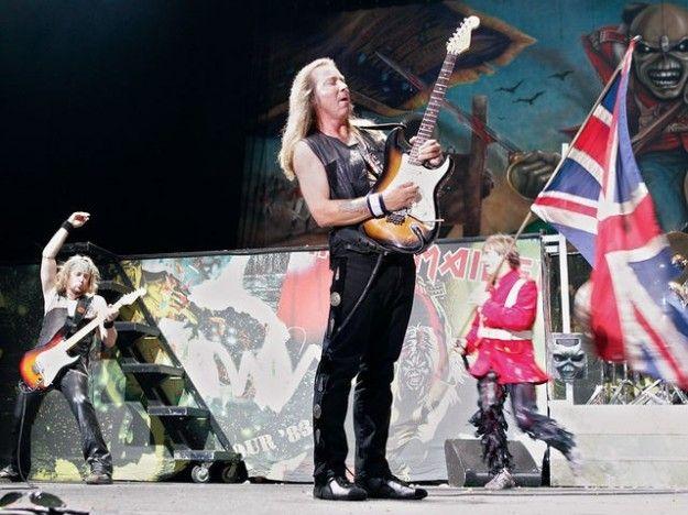 iron maiden band images | Galleria di immagini e foto: Iron Maiden, band heavy-metal