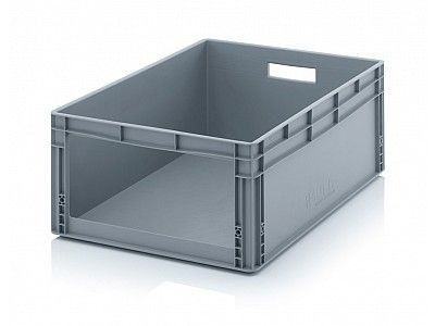 130 Litre Extra Wide Open Fronted Order Picking Stacking Container - Stackable Euro Storage Box