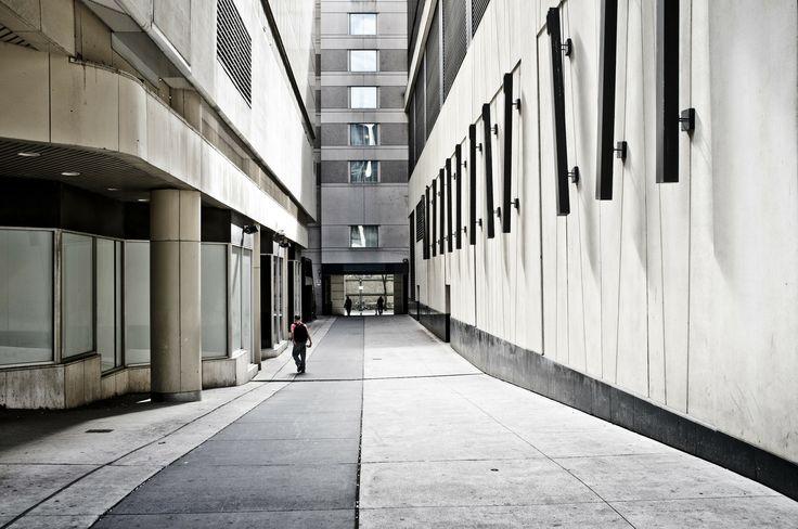 Unexpected Curves in Toronto Corridors