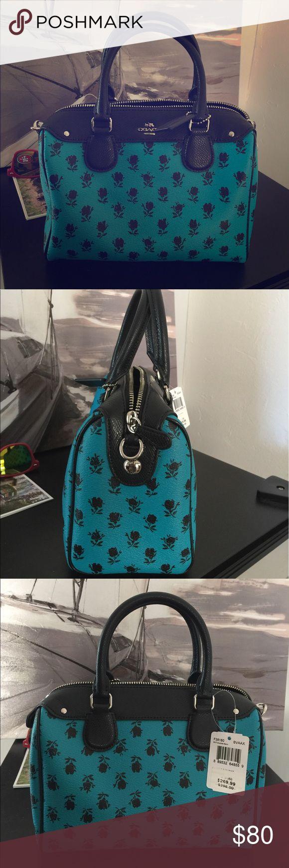 Coach Boston bag Cute fashion bag Coach Bags Crossbody Bags