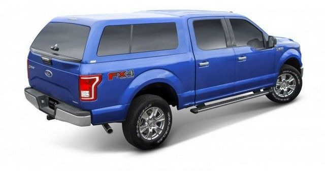 Ford F150 Camper Shell 3