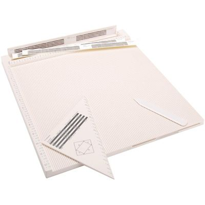 EK Success Доска для биговки и разметки бумаги EKS-42-05002 | Наборы инструментов | Инструменты для скрапбукинга | Скрапбукинг | Интернет-магазин | Леонардо хобби-гипермаркет - сделай своими руками