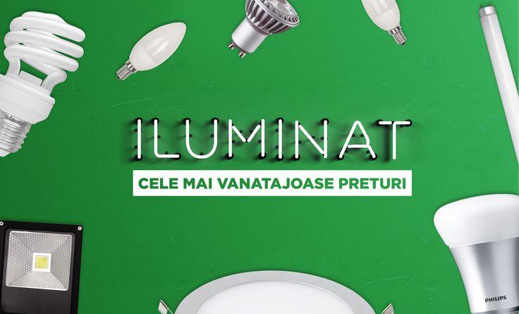 Surse de iluminat la cele mai avantajoase preturi: http://elda.ro/categorie-produs/surse-de-iluminat/