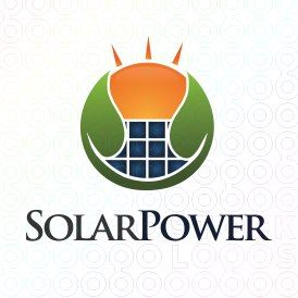 Exclusive Customizable Solar Pannels Logo For Sale: Solar Power | StockLogos.com
