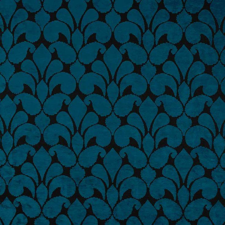 Warwick Fabrics : CALVIN, Colour RIVIERA