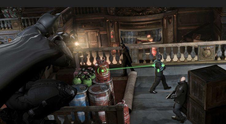 ¡CHOLLO-JUEGO! Batman: Arkham Origins PS3. SOLO 25€