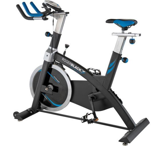 Buy Roger Black Manual Aerobic Cylce Bike at Argos.co.uk, visit Argos.co.uk to shop online for Exercise bikes, Fitness equipment, Sports and leisure