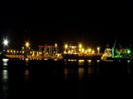 Port Of Teluk Bayur, Padang, West Sumatera, Indonesia