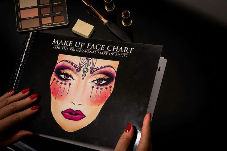 These Look Amazing! Find it Here on: eBay Worldwide :  http://goo.gl/F3eY91 Amazon U.S: https://goo.gl/YXewcC #Facecharts #Face #charts #facechart