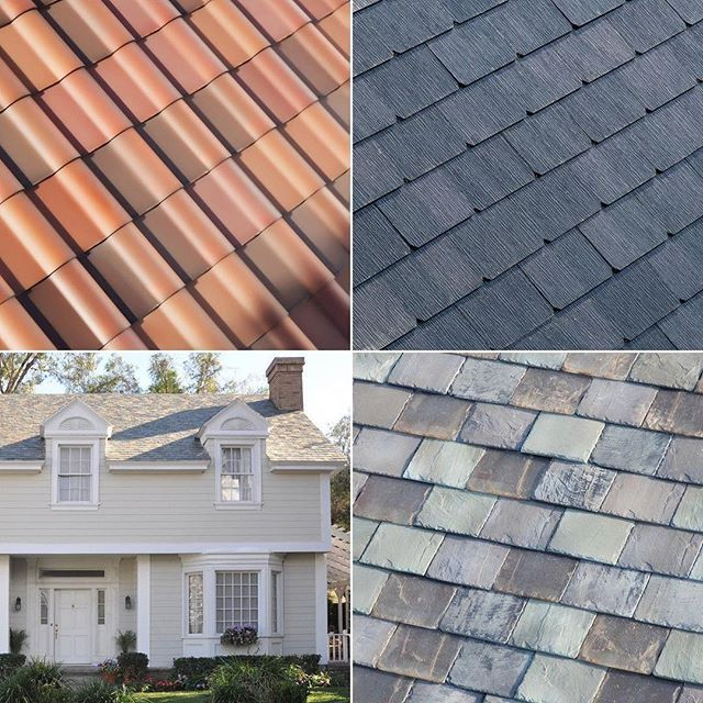Tesla has now opened orders for their new Solar Roof in the US. Have you seen this? Solar power without big solar panels on your roof!   Here are some quick facts:  - Tesla estimates the cost to be around $21.85 USD per square foot - The roofing comes in solar and non-solar tiles this pricing estimate is based on 35% solar tiles which are pricier. - A 3000 square foot with 35% solar tiles will run you about $65000 USD. - A comparable sized slate roof would be $45k USD and an asphalt roof…
