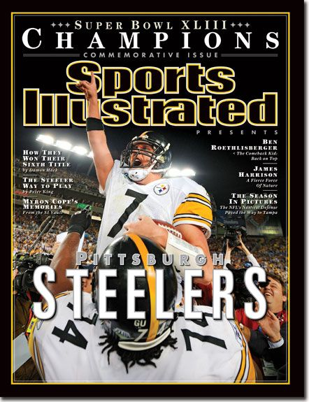 "The Pittsburgh Steelers Report: Today We Launch ""The Pittsburgh Steeler Report"" for Fans of 6 Time Superbowl Champions Pittsburgh Steelers"