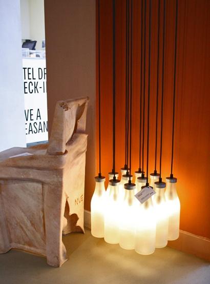 Fleslampen - Droog Store Amsterdam