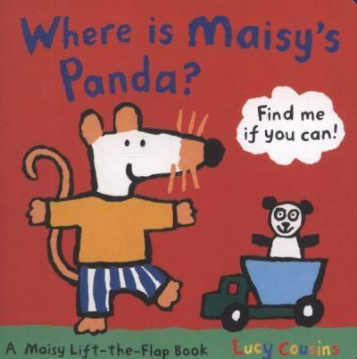 This title was given to Miss TT when she was born and it has been a firm favourite with both her and Mr TT.  Surprisingly, all the lift the flaps have survived the number of times this book has been read and loved.  I love Maisy adventures – is there anything she can't do?