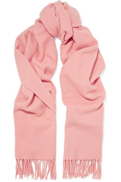 40b2ad03003 Acne Studios - Canada Narrow fringed wool scarf | 18th bday | Wool ...