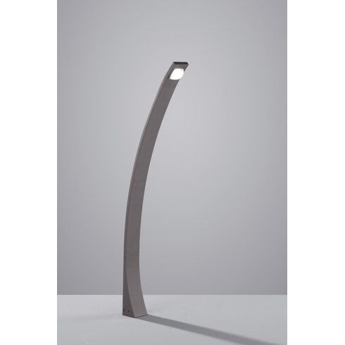 Seine 100cm Arched Floor Lamp