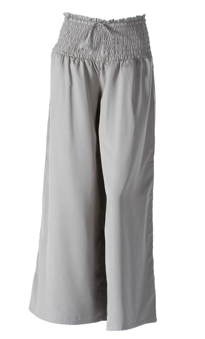 Poly Crepe Maternity loose fit Pants - Price: $29.99 Sku ID : PTWM1